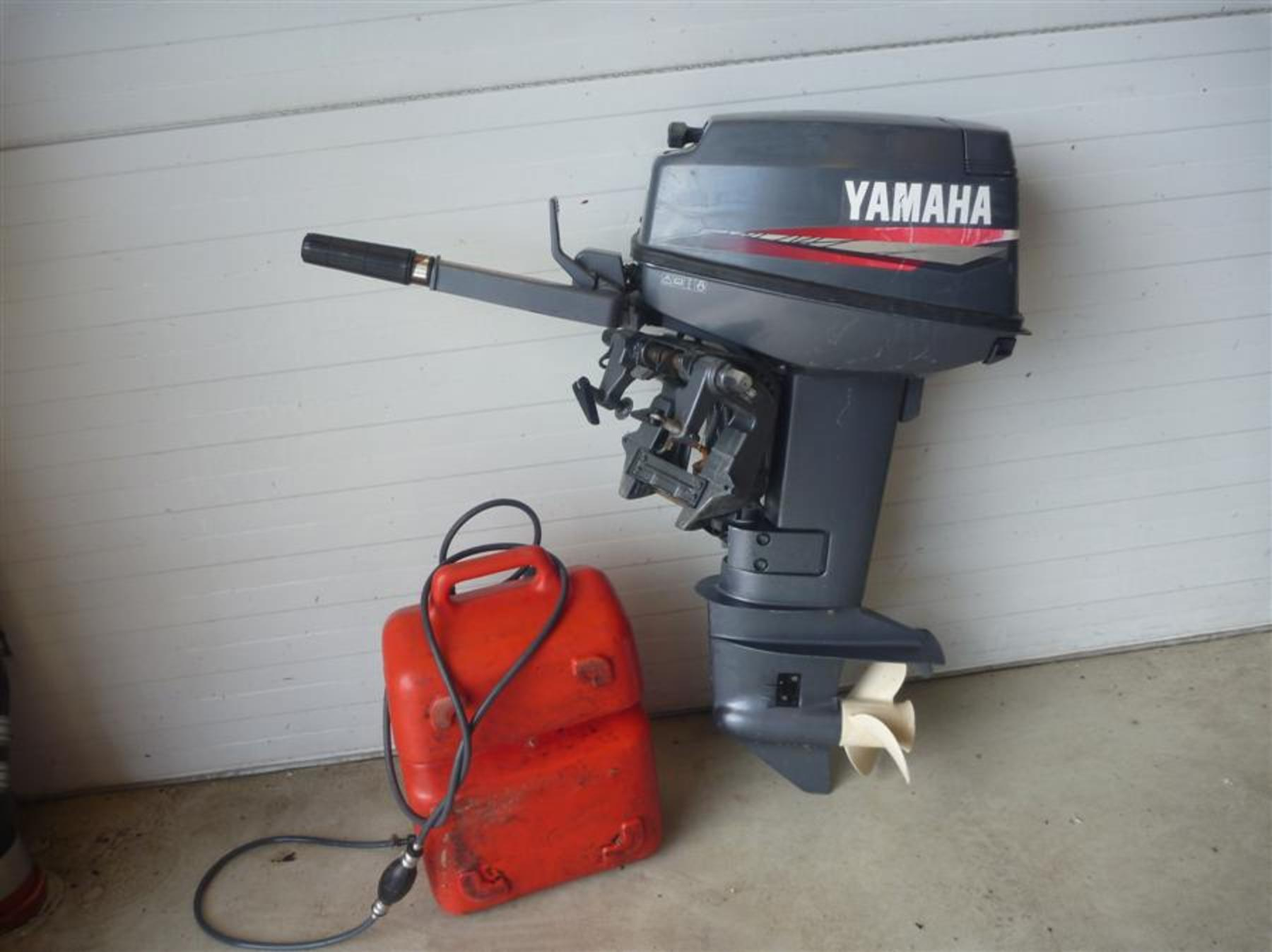 B tmotor yamaha 20 hk med trycktank 43433 for Yamaha dealers in kentucky