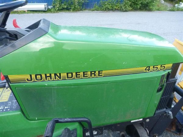 Minitraktor john deere for 74716